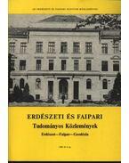 Erdészeti és faipari Tudományos közlemények 1989. év 2. sz.