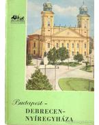 Budapest-Debrecen-Nyíregyháza
