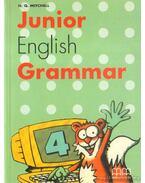 Junior English Grammar 4.