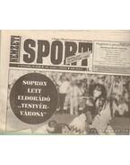 Nemzeti Sport 1993. július (hiányos) - Szekeres István