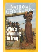 National Geographic 2006 january