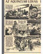 Az aquincumi lovas 1. 1972. (21-36 szám 16. rész)