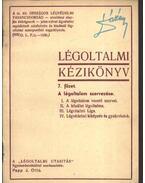 Légoltalmi kézikönyv 7. füzet