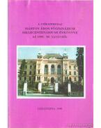 A csíkszeredai Márton Áron Főgimnázium milecentenáriumi évkönyve az 1995-96. tanévről