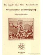 Abszolutizmus és isteni jogalap