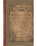 Czifray István magyar nemzeti szakácskönyve