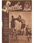 Képes sportlap 1948. III. évf. (hiányos)