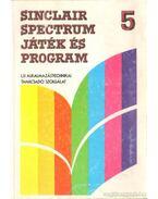 Sinclair spectrum játék és program 5