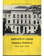 Erdészeti és faipari Tudományos közlemények 1983. év 2. sz.