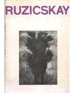 Ruzicskay György festőművész élete és munkássága