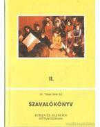 Szavalókönyv II.