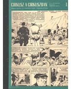 Cirkusz a cirkuszban (Füles 1970. 28-28. szám 1-4 rész)