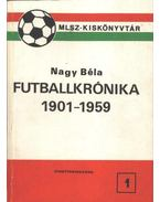 Futballkrónika 1901-1959
