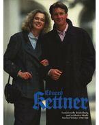 Eduard Kettner Funktionelle Bekleidung und exklusive Mode Herbst/Winter 1987/88.