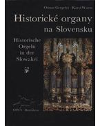 Historické organy na Slovensku
