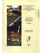 Magyar Vadelhullás Monitoring 1998/1999