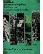 Handbuch der Naturschutzgebiete der Deutschen Demokratischen Republik (Az NDK Természetvédelmi körzetei)
