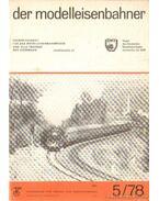 Der modelleisenbahner 1978/5