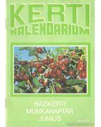 Kerti kalendárium 1990 2. évfolyam 6. szám