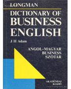 Longman angol-magyar business szótár