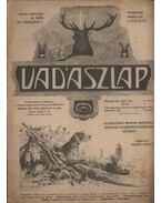 Vadászlap 1917. aug. 5.