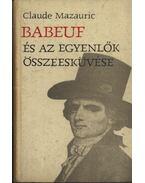 Babeuf és az Egyenlők Összeesküvése