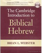 The Cambridge Introduction to Biblical Hebrew