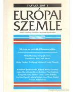 Európai szemle XVI. évf. 2005/1 Tavasz