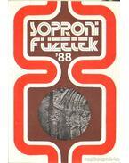 Soproni füzetek '88