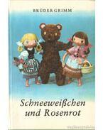 Schneeweißchen und Rosenrot (német)