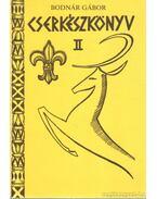 Cserkészkönyv II.