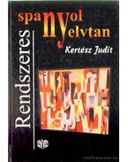 Rendszeres spanyol nyelvtan