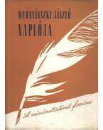 Mednyánszky László naplója
