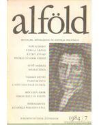 Alföld 1984/7.