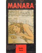 Manara Erotic Tarot (kártyacsomag+füzet)
