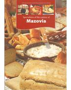 Specialities of the cuisine of Mazovia