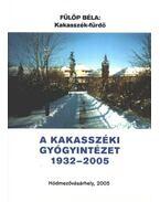 Kakasszék-fürdő