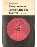 Programozás Assembler nyelven I-II. kötet