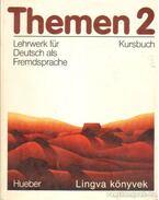 Themen 2. I-II. kötet (Kursbuch + Arbeitsbuch Ausland)