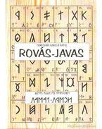 Rovás-Javas kártyákkal