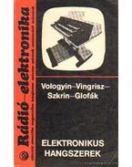 Elektronikus hagszerek