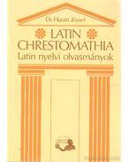 Latin chrestomathia