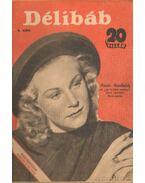 Délibáb 1942. XVI. évf. 6. szám