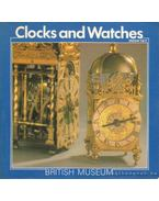 Clocks and watches (angol)