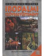Irodalmi szöveggyűjtemény III.
