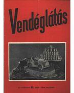 Vendéglátás II. évfolyam 6. szám 1958. december