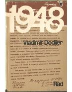 Dokumenti 1948. I-II-III. kötet (szerb)