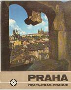Praha zalitá sluncem