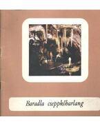 Baradla cseppkőbarlang