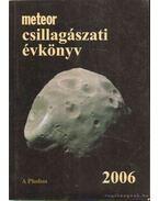 Meteor csillagászati évkönyv 2006